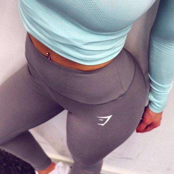 040dfc48b9a69 Gymshark Pants | Slate Grey Dreamy Leggings | Poshmark